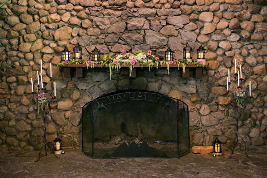 Wedding Decor | South Lake Tahoe Enchanted Florist