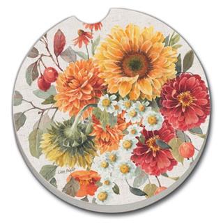 Car Coaster - Autumn in Bloom