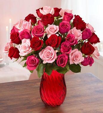 Enchanted Rose Medley Bouquet