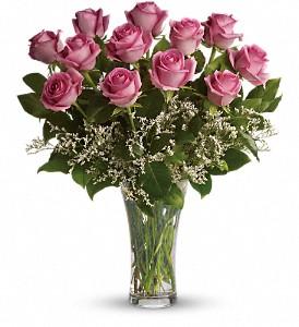 Make Me Blush - Long Stemmed Pink Roses