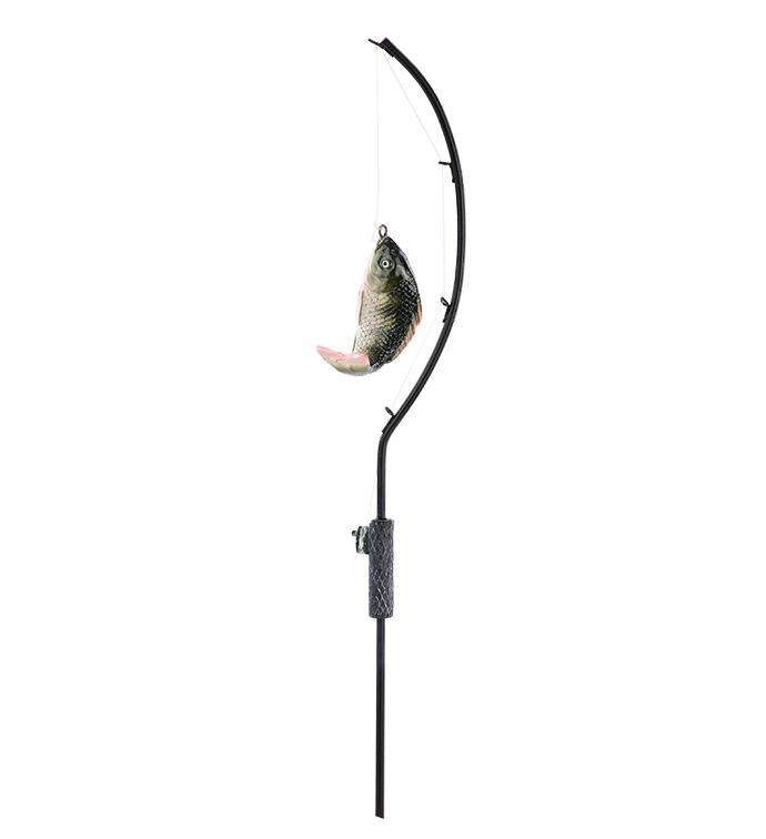 Large Fish and Pole Pick