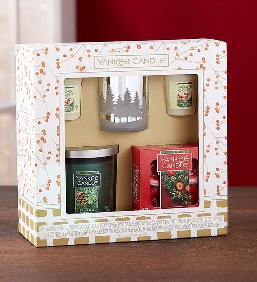Yankee Candle Holiday Gift Set