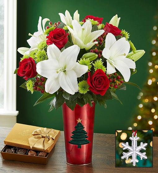 Holiday Celebration Bouquet