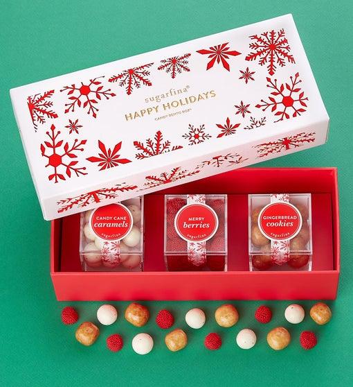 Sugarfina Holiday Candy Bento Box