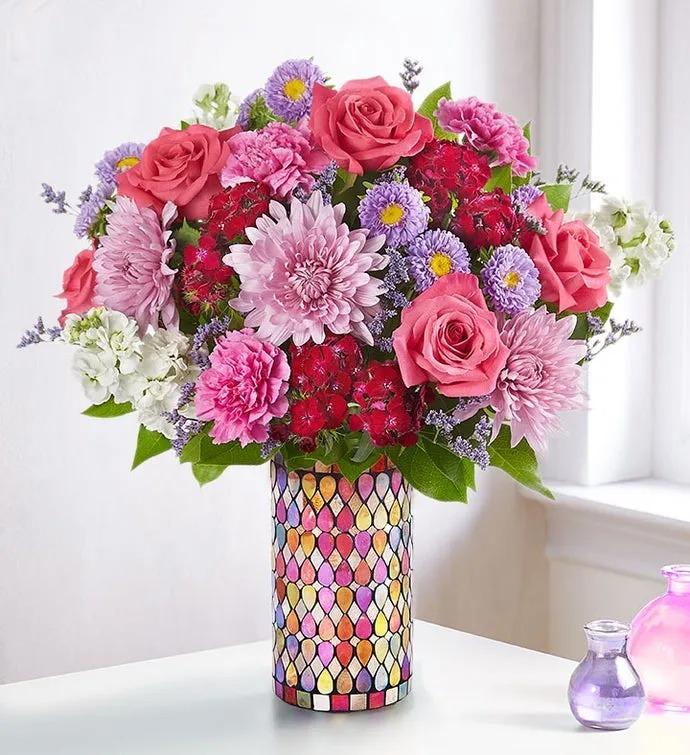 Dazzle Her Day™ Bouquet