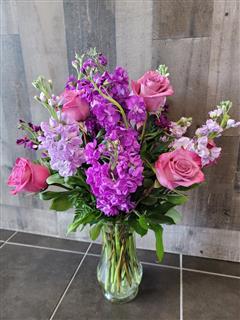 Royal Devotion Bouquet