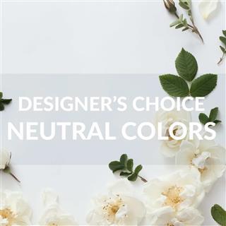 Designer's Choice: Neutral Colors