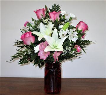 Classy Love Bouquet