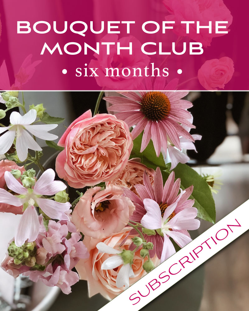 Bouquet of the Month Club (6)