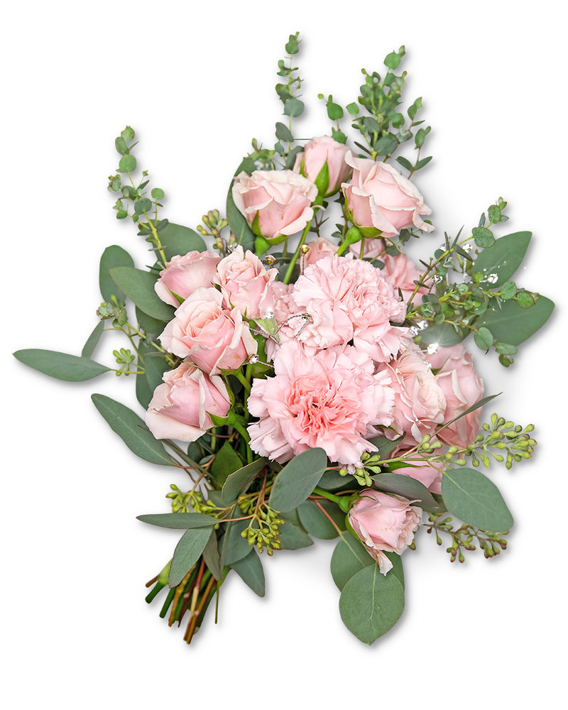 Glossy Hand-tied Bouquet