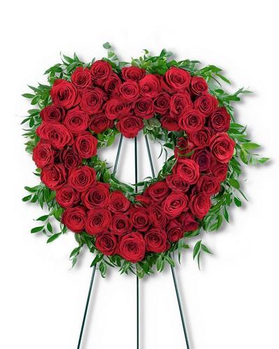 Abiding Love Heart