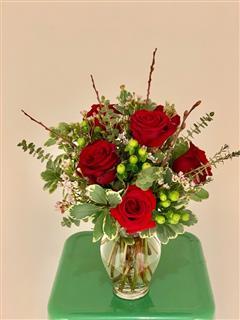 1/2 Dozen Roses