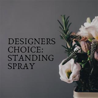 Designer's Choice Standing Spray