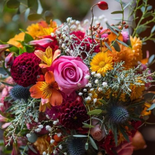 Jeffrey's Monthly Flower Subscription $75.00 per mo.