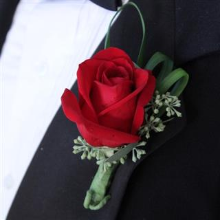 Boutonniere - Rose