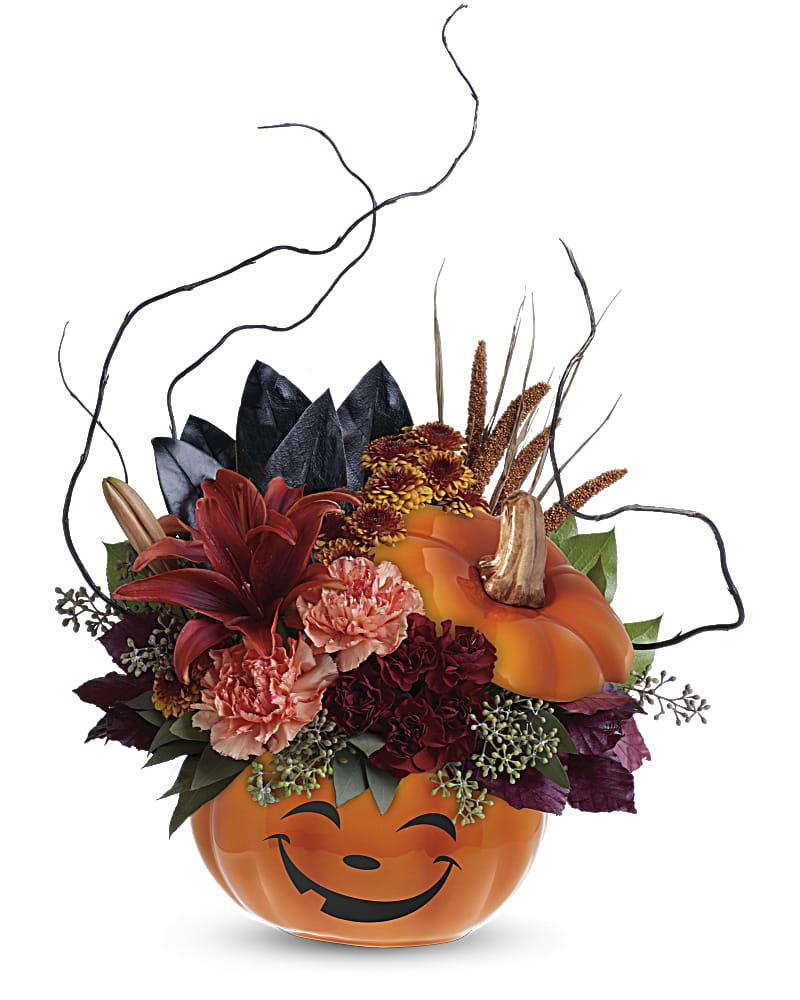Teleflora's Halloween Magic Bouquet