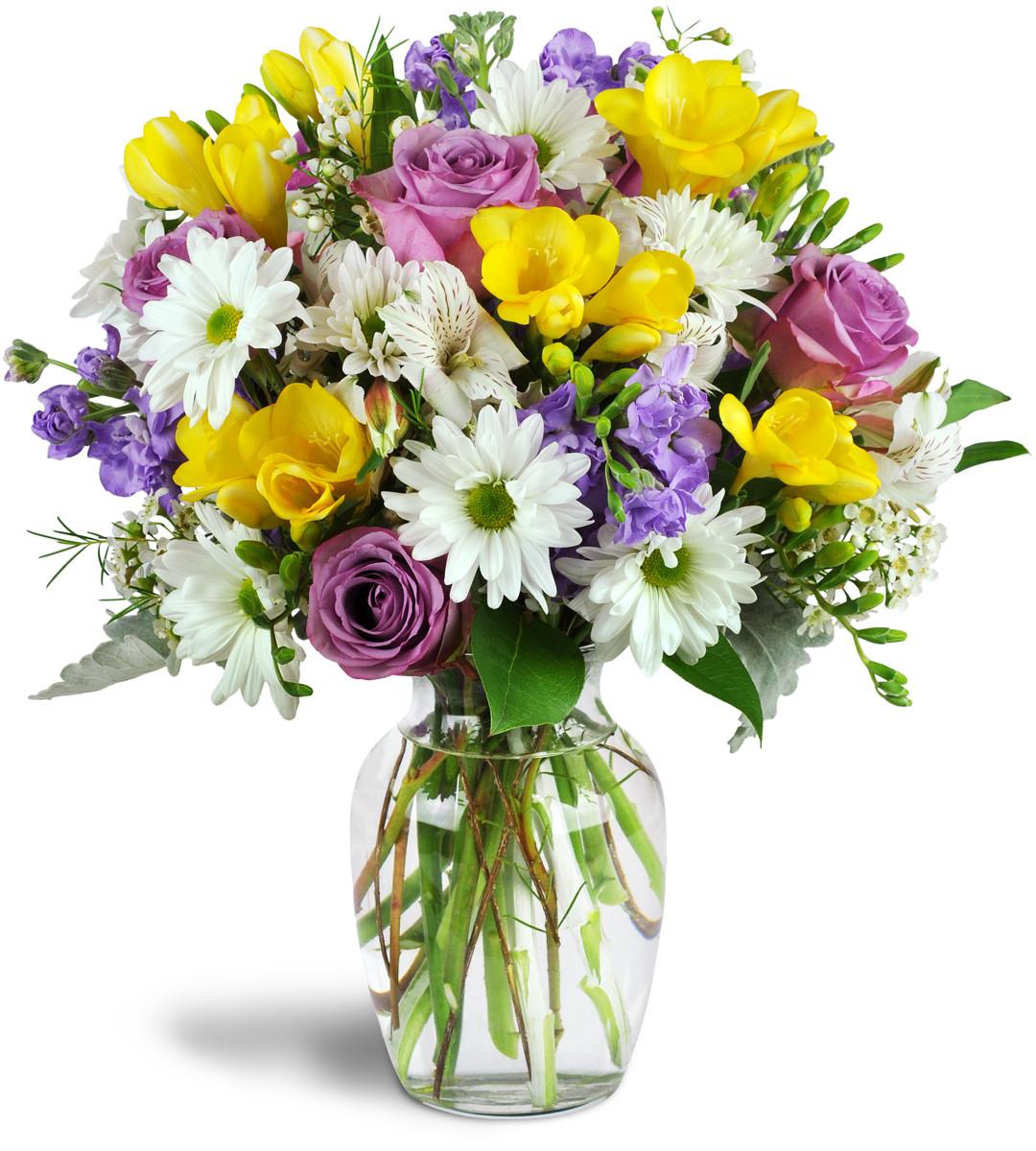 Sunshower Bouquet