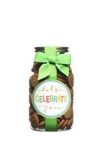 Celebrate Cookie Jar