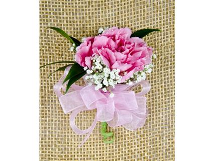 Corsage Pin On - Carnation
