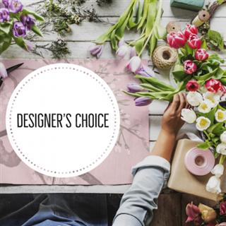 Designer Choice with Vase