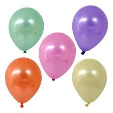 latex balloon any color
