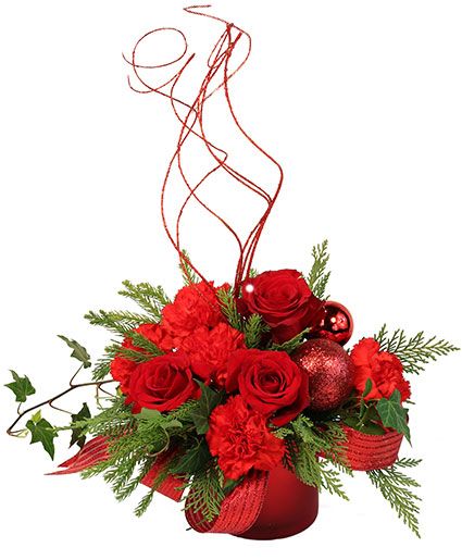 MAGICAL CHRISTMASFloral Design