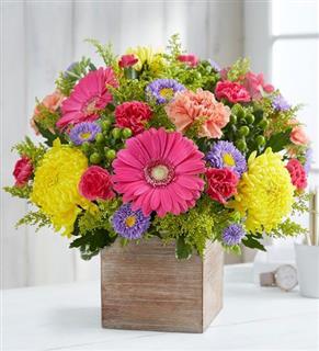 Vibrant Jewel Bouquet